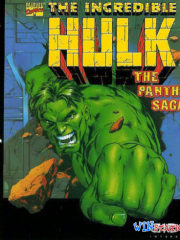 Incredible Hulk - The Pantheon Saga (PSX/ENG)