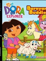 Dora The Explorer - Barnyard Buddies (PSX/ENG)