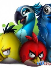 All Angry Birds