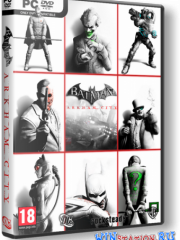 Batman: Arkham City / Batman: ������ ���� [Crack+DLCs]