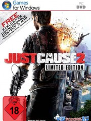 Just Cause 2 Limited Edition + DLC Pack