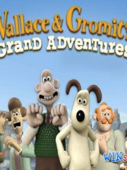 Wallace and Gromit\'s Grand Adventures ��������� 4 � 1