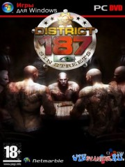 District 187:Sin Streets (CJ Games Global)
