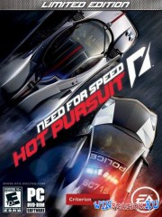 Need For Speed Hot Porsuit limited Edition