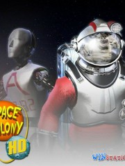 ����������� ������� / Space Colony HD