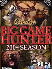 Cabelas Big Game Hunter: 2004 Season
