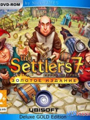 The Settlers 7: ����� �� ����. Deluxe Gold Edition