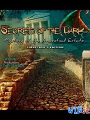 Secrets of the Dark 3 Mystery of the Ancestral Estate Collector\'s Edition