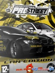 Need For Speed ProStreet Lan Edition (Electronic Arts)