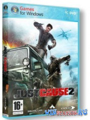 Just cause 2 Immortal 3