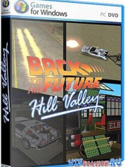 GTA / Grand Theft Auto: Vice City - BTTF Hill Valley (v2.0)
